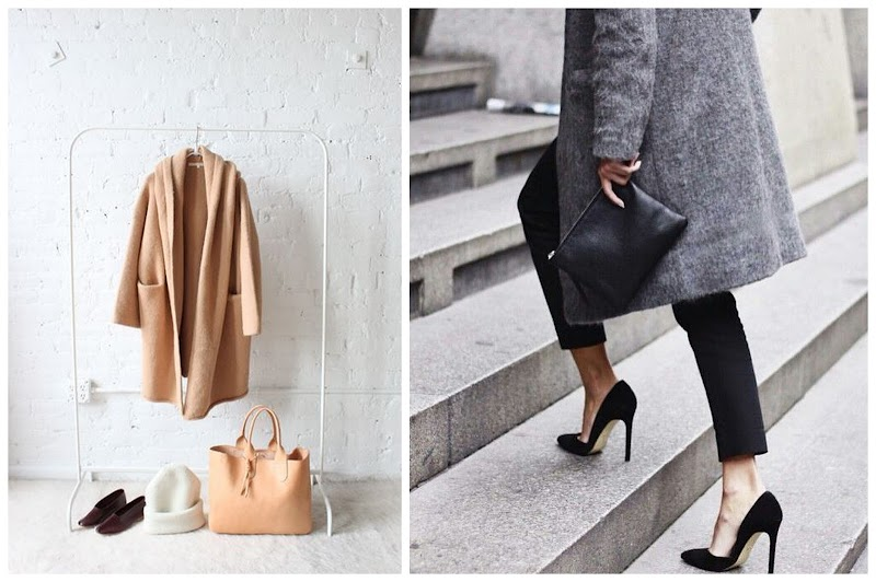 FALL OBSESSION | HUGE COATS