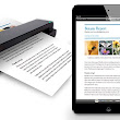 Doxie One - Portable Scanner for Tablets and Smartphones | Gadgets News