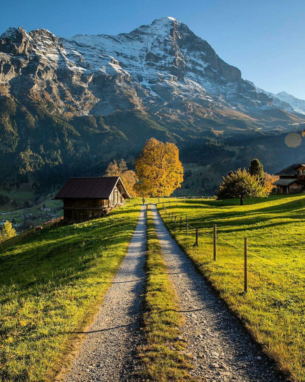 Zarida Ishak : 12 Gambar Pemandangan Indah di Switzerland
