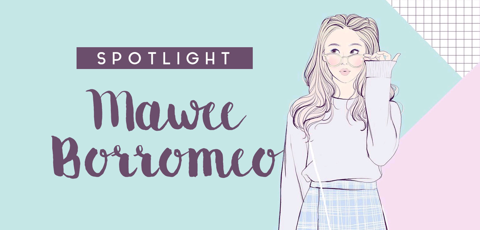 Mawee Borromeo: The Artistique Illustrator | Anne's Scribbles and Doodles