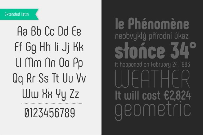 Phenomena Free Type Font - Download | Free Type Fonts