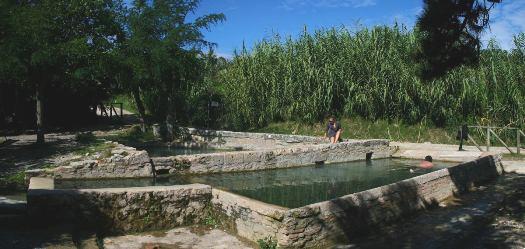 Bagno Grande in San Casciano dei Bagni