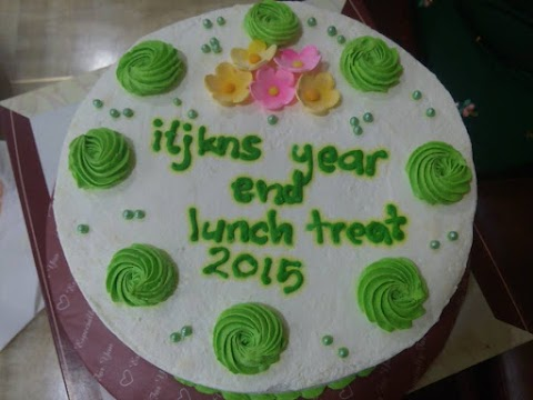Year End Lunch Treats 2015