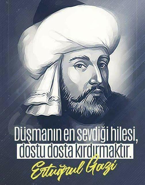 Ertuğrul Gazi, gazi, ertuğrul, osmanlı, Osman beyin babası, kayı boyu,