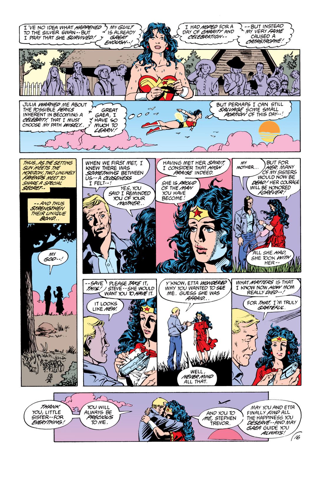 Read online Wonder Woman (1987) comic -  Issue #16 - 17