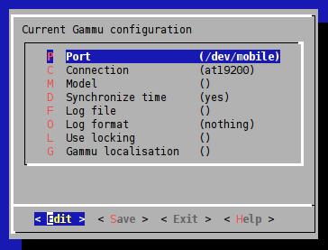 Cara Membuat SMS Gateway di Linux Ubuntu dengan Gammu