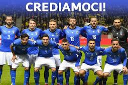 Italia Gagal Mengikuti World Cup 2018 di Russia