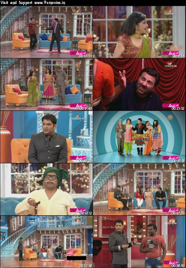 Comedy Nights With Kapil 03 Jan 2016 HDTV 480p