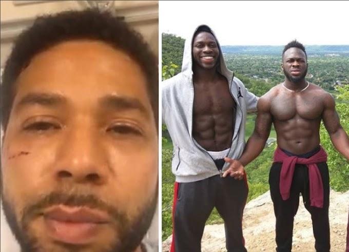 Grandes irmãos são acusados de agredir ator