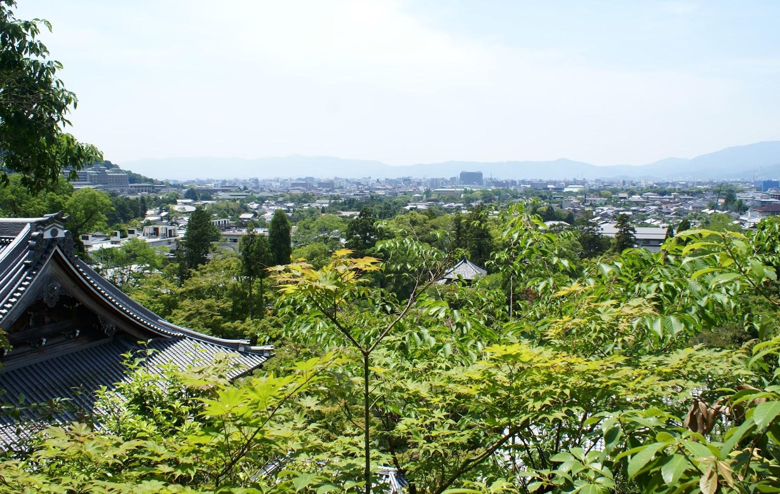 eikan do zenrin-ji buddhist temple garden kyoto view japan