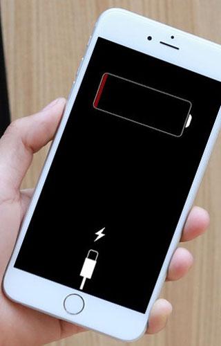 sạc pin iphone 7 đúng cách