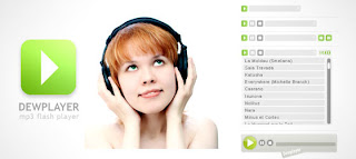 Embed Free OutStanding Music Player To Your Blog - Dewplayer