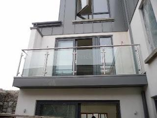 Jual Railing Tangga Kaca Minimalis Tulungagung Balkon Per Meter