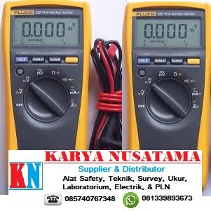 Jual Alat Pengukur Tegangan dan Arus Fluke 177  Digital Multimeter di Banten