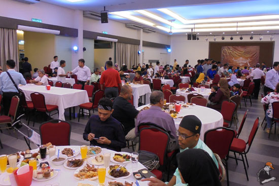 Buka Puasa Bangi Golf Resort 2016