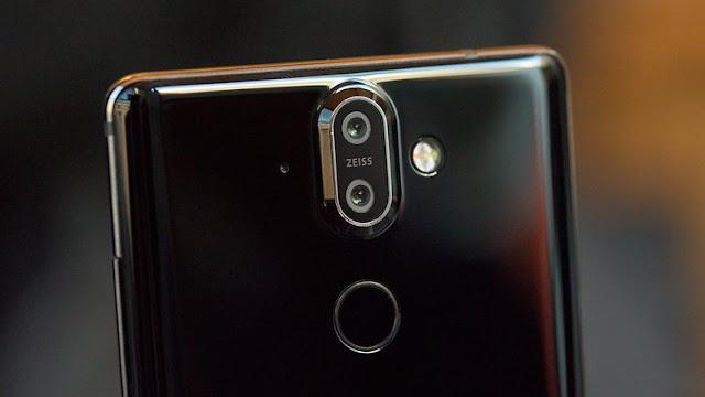Nokia 8 Sirocco Camera