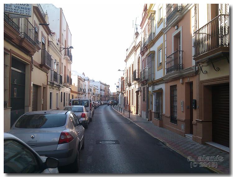 Calle, Manuel de Falla