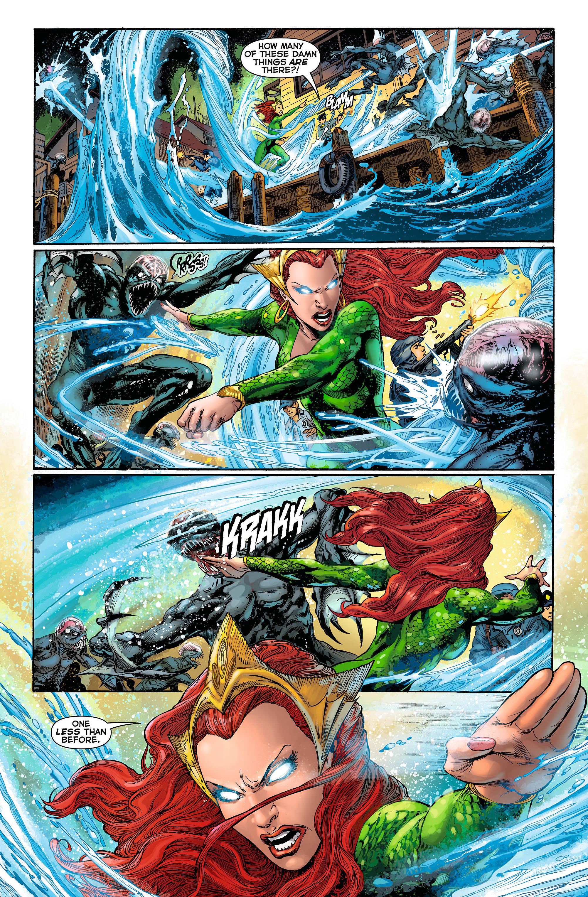 Read online Aquaman (2011) comic -  Issue #3 - 5