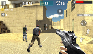 Gun Shot Fire War Mod Apk Free Shopping