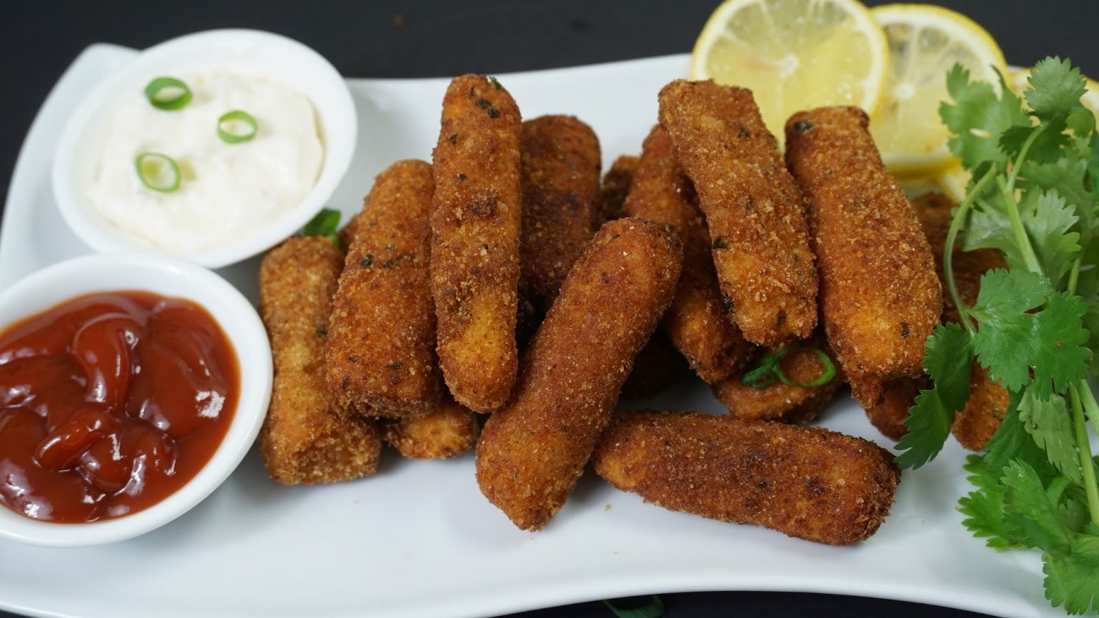 Fish fingers fish nuggets steffi 39 s recipes for Fish without bones