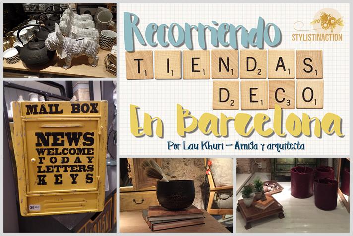 Portada post Tiendas Deco en Barcelona