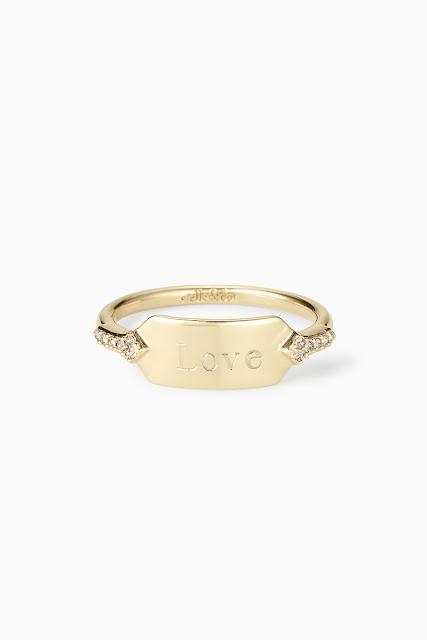 Signature Engravable Delicate Ring