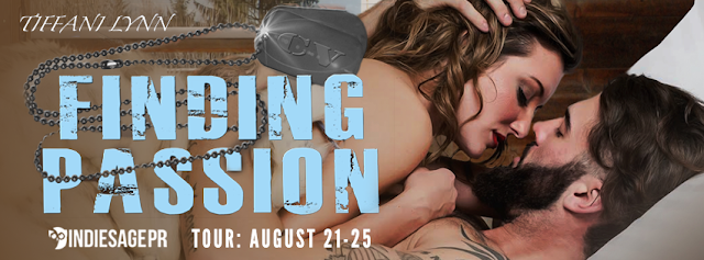 Blog Tour & Giveaway - Finding Passion by Tiffani Lynn