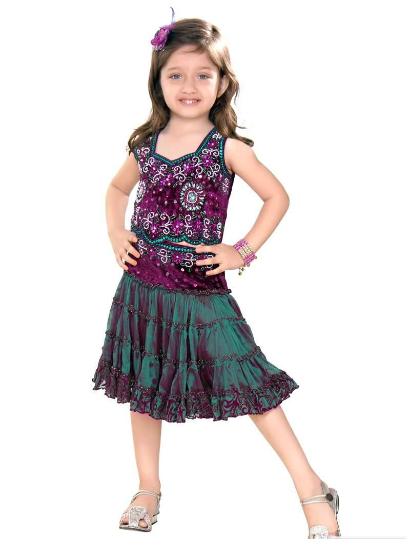 latest fashion little girls outfits