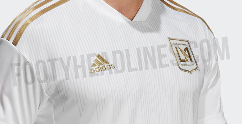 san francisco 6d1bf 33c88 OFFICIAL Pictures: LAFC 2018 Home + Away Kits Leaked ...