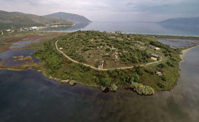 Swiss archaeologists help chart ancient Greek port of Oricum