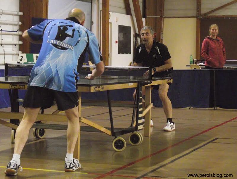 Ping-pong Pérols