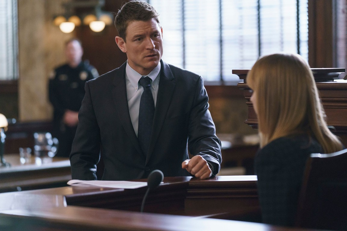 Chicago Justice - Season 1 Episode 09: Comma