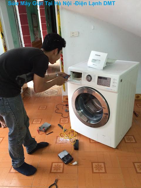 Sửa chữa máy giặt tại nhà Hà Nội Giá Rẻ