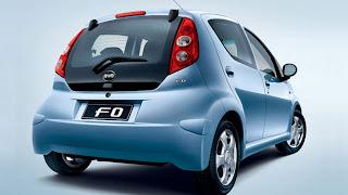 Dream Fantasy Cars-BYD F0 2011(BYD F Zero)