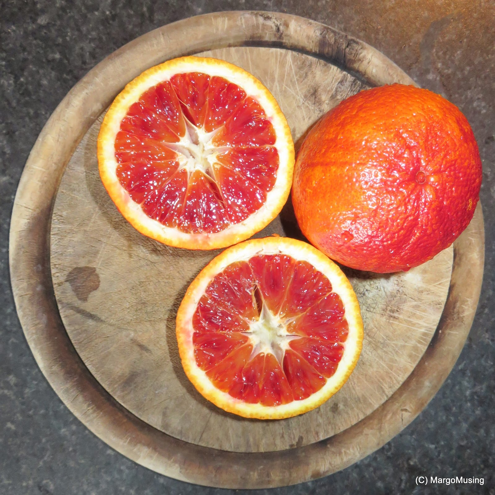 It's not as easy as you might think to track down blood oranges, but I ...