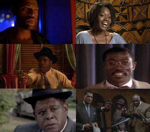 Pinnland Empire The Cinema Of Bill Duke Told Through Images Stills