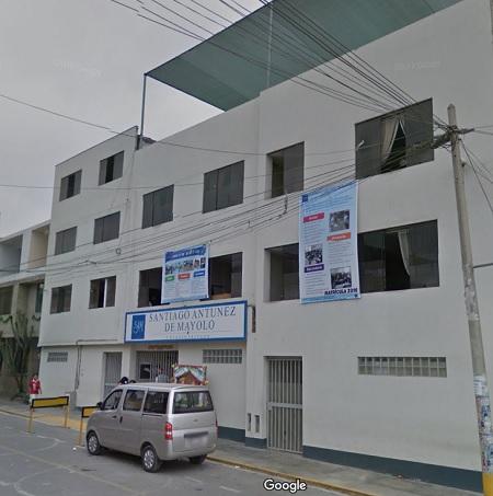 Colegio SANTIAGO ANTUNEZ DE MAYOLO - Villa El Salvador