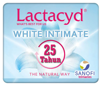 Lactacyd White Intimate - Triviaries