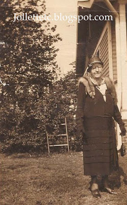 Mary Theresa Sheehan Killeen Walsh late 1930s http://jollettetc.blogspot.com