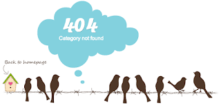 Cara Memperbaiki Error 404 Blogger