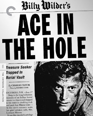 Ace In The Hole 1951 Blu Ray