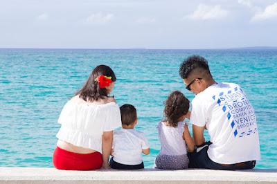 沖縄 家族写真 ロケーション マタニティフォト