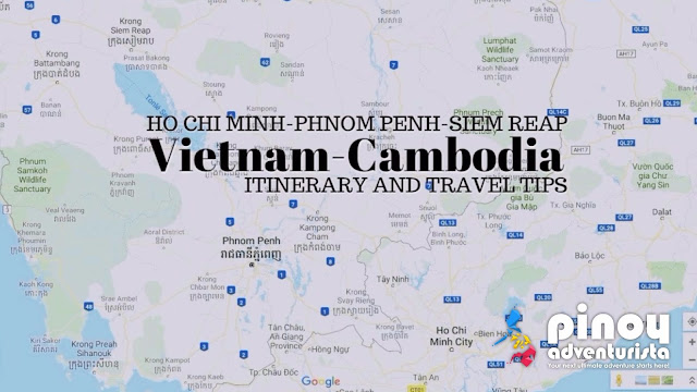NEW UPDATED Ho Chi Minh - Phnom Penh - Siem Reap itinerary