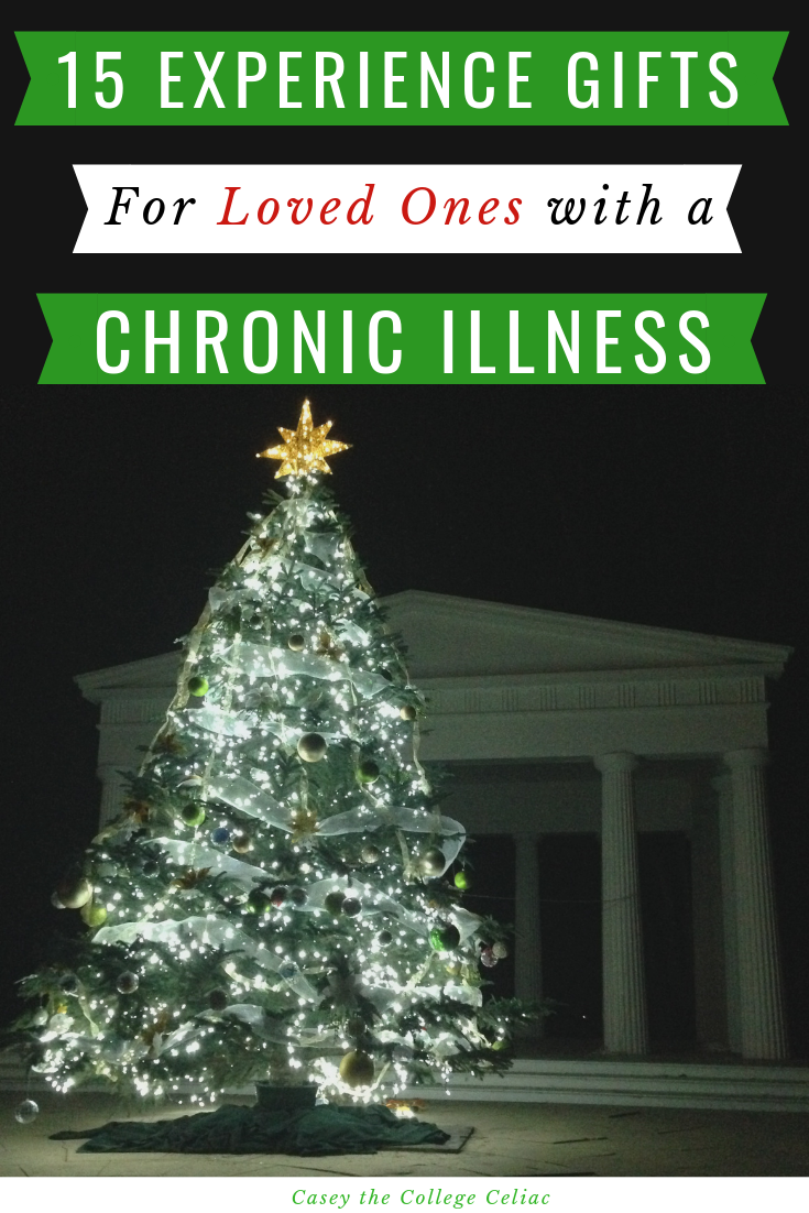 15 Experience Christmas Gifts for Loved Ones with Chronic Illness