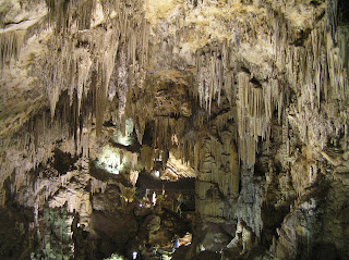 Cueva de Nerja.