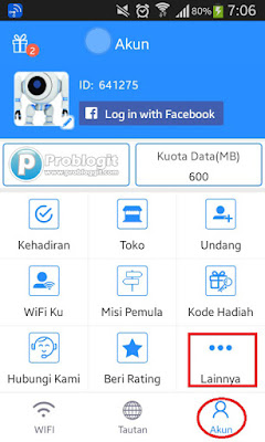 Cara Hack / Bypass Login Wifi.id Gratis di Android