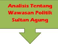 Wawasan Politik Sultan Agung
