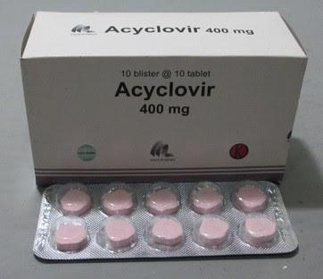 Harga Acyclovir Obat Infeksi Virus Herpes Simplex Terbaru 2017