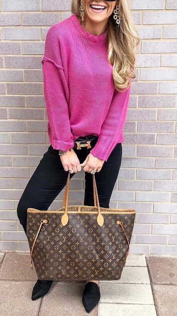 Comfy Cool Winter Outfit Ideas