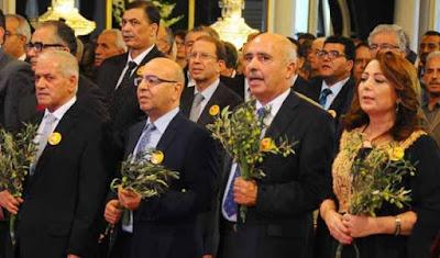 الحاصلين على جائزة نوبل للسلام